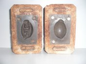 antique Marcipan molds